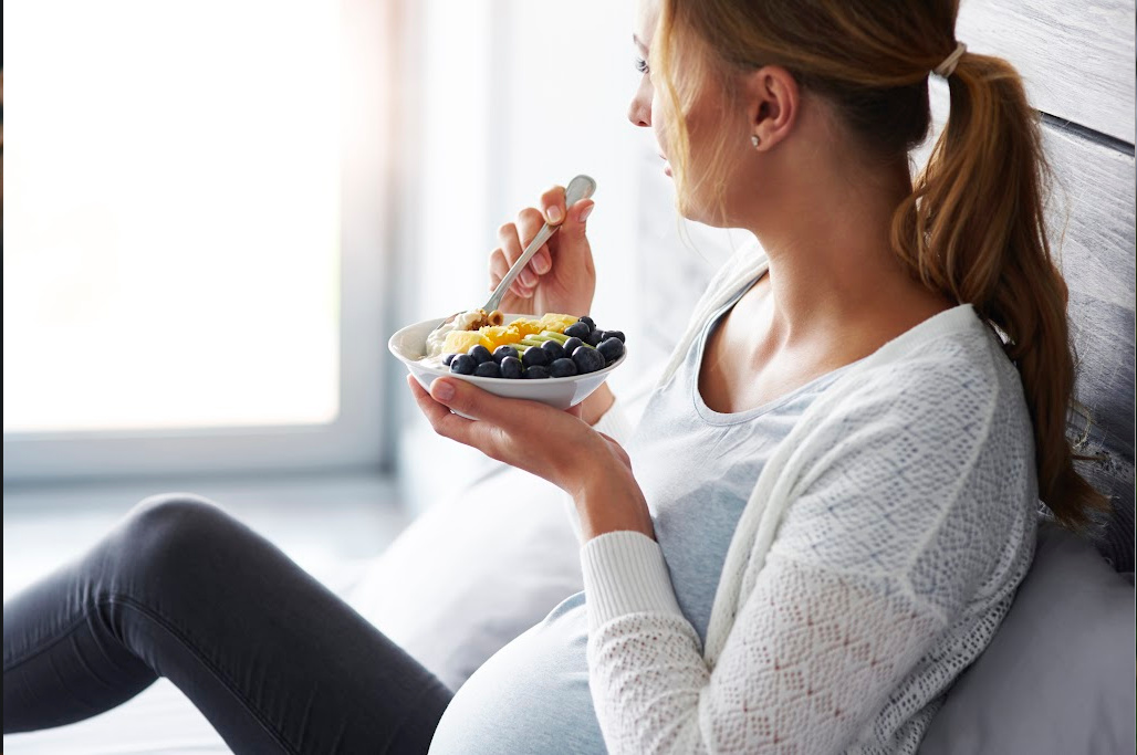 Follow GM Diet After Delivery