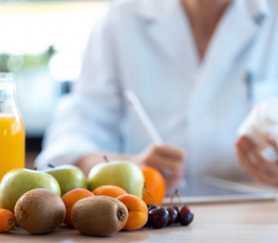 Healthy diet, a solution to obesity problem