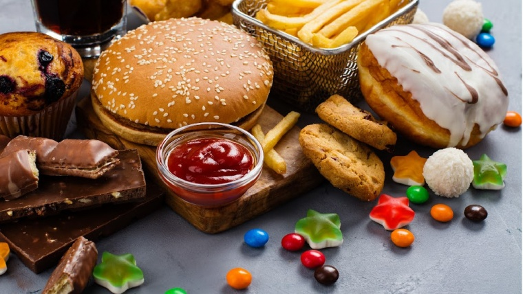 How To Stop Craving For Unhealthy Food