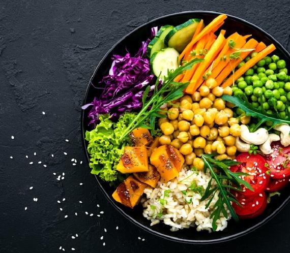 Vegetarian GM Diet Plan