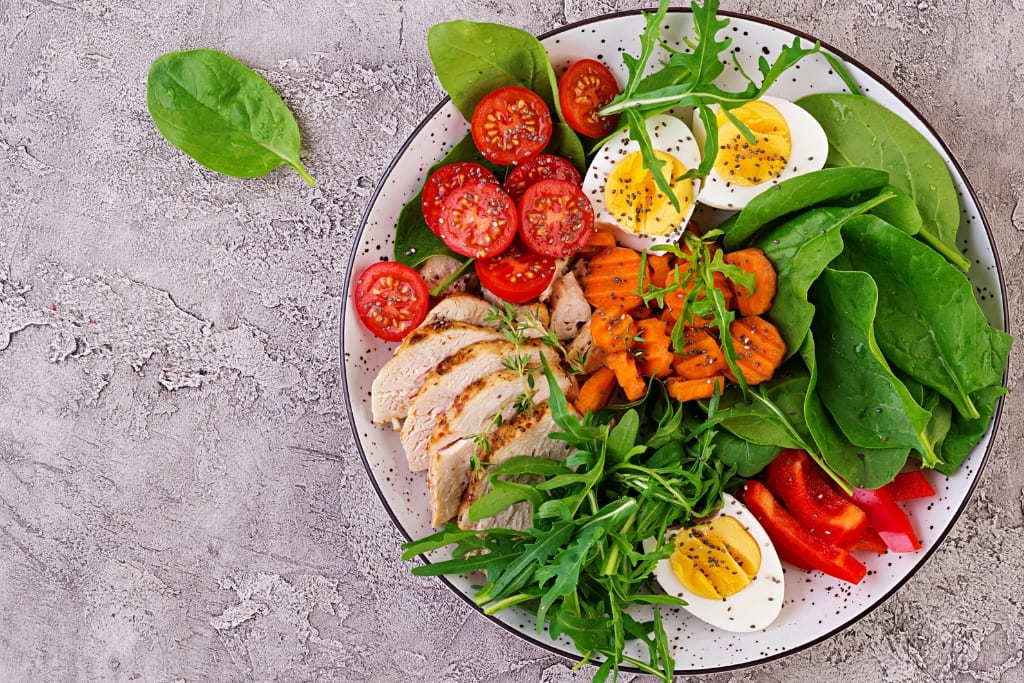 Gm Diet Indian Version Vegetarian