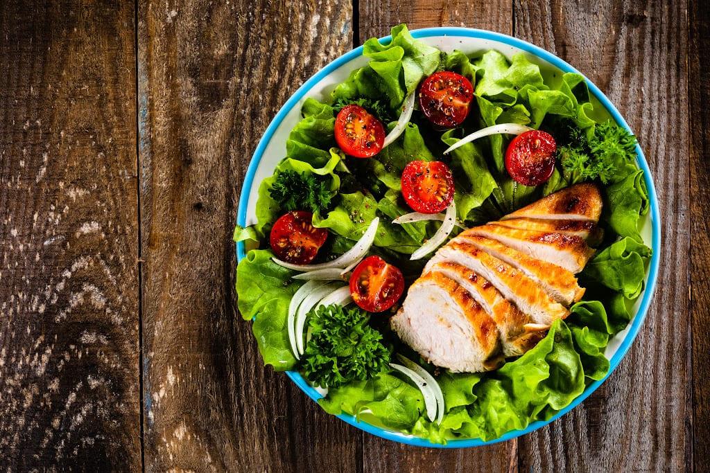 GM diet plan non veg